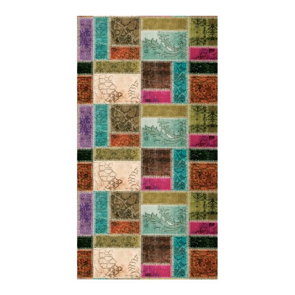 Odolný koberec Vitaus Jannis,50x80cm