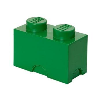 Cutie depozitare LEGO®, verde imagine