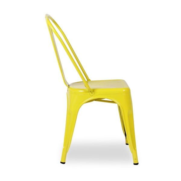 Židle Terek Yellow
