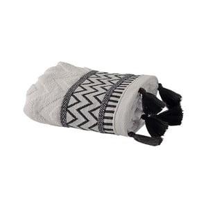 Krémový ručník Bella Maison Karma, 30x50cm