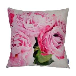 Polštář Bouquet of Roses, 42x42 cm