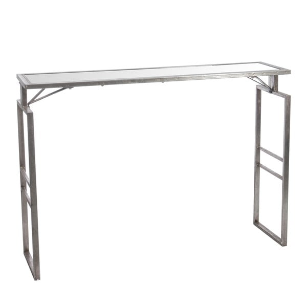 Konzolový stolek Metal Silver