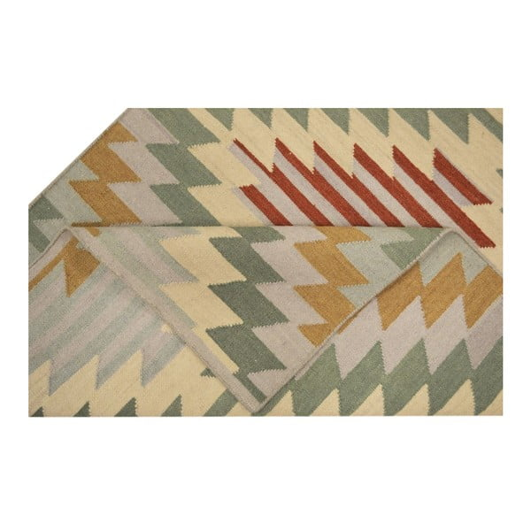 Ručně tkaný koberec Kilim JP 11020 Mix, 120x180 cm