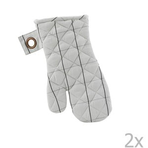 Sada 2 chňapek House Doctor Gloves