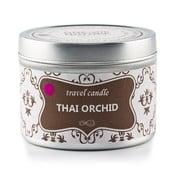 Vonná svíčka v plechovce Thai Orchid, 25 hodin hoření
