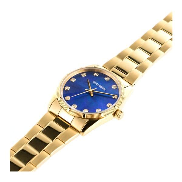 Modro-zlaté dámské hodinky Zadig & Voltaire
