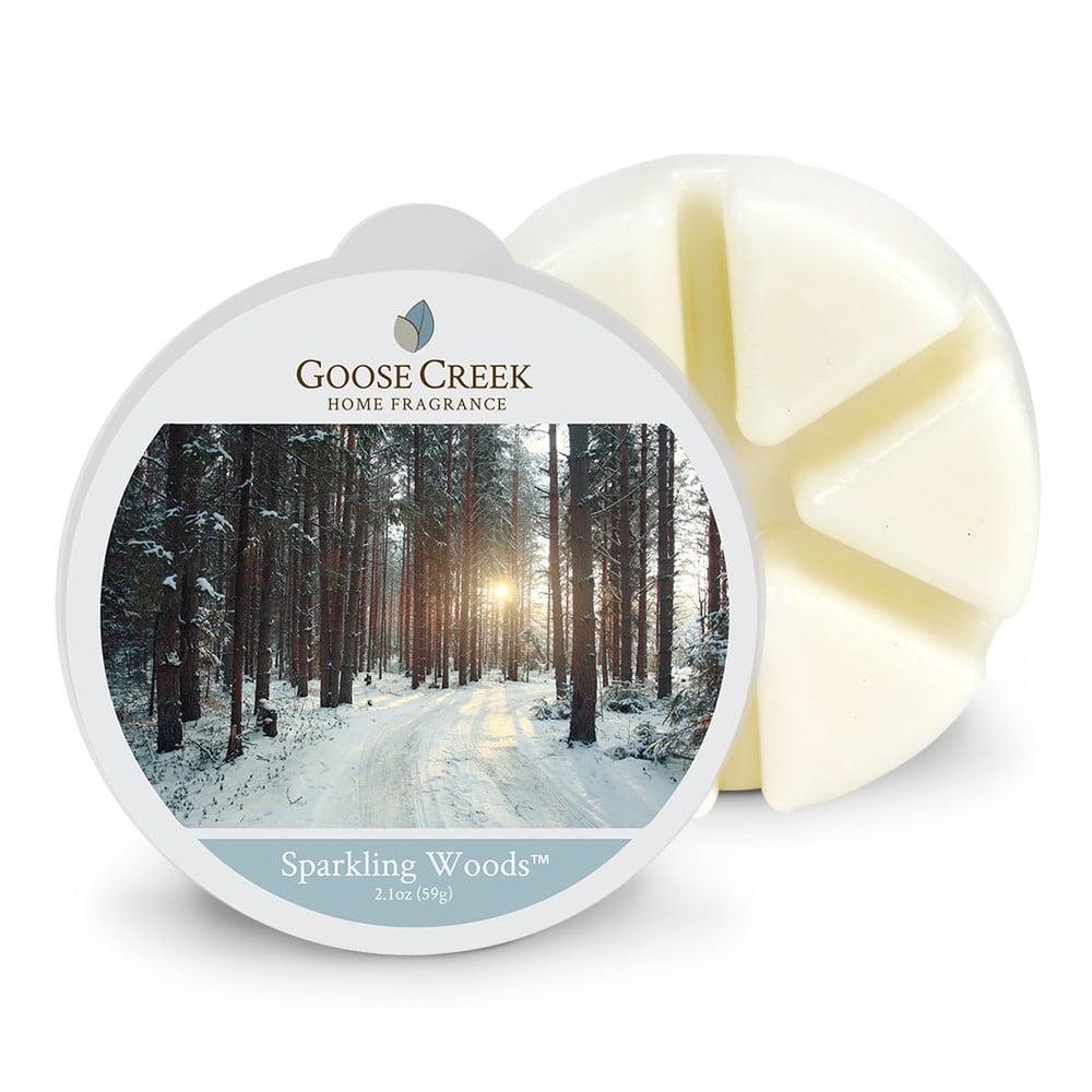 Vonný vosk do aromalampy Goose Creek Zasněžený Les, 65 hodin hoření