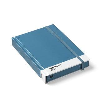 Set 2 caiete mici Pantone, albastru de la Pantone