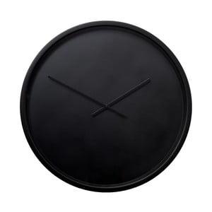 Černé nástěnné hodiny Zuiver Time Bandit