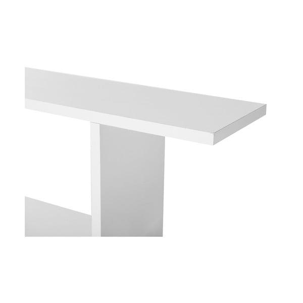 Odkládací stolek Lale White