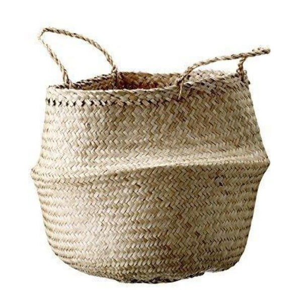 Koszyk z trawy morskiej Bloomingville Basket