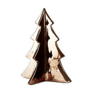 Dekorativní soška KJ Collection Tree Bronze, 21,5 cm