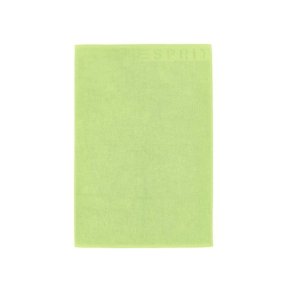 Koupelnová předložka Esprit Solid 60x90 cm, limetková
