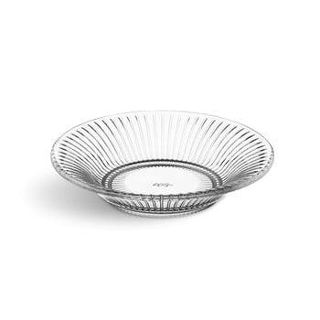 Farfurie din sticlă clară Kähler Design Hammershoi Glassplate, ⌀ 17 cm de la Kähler Design