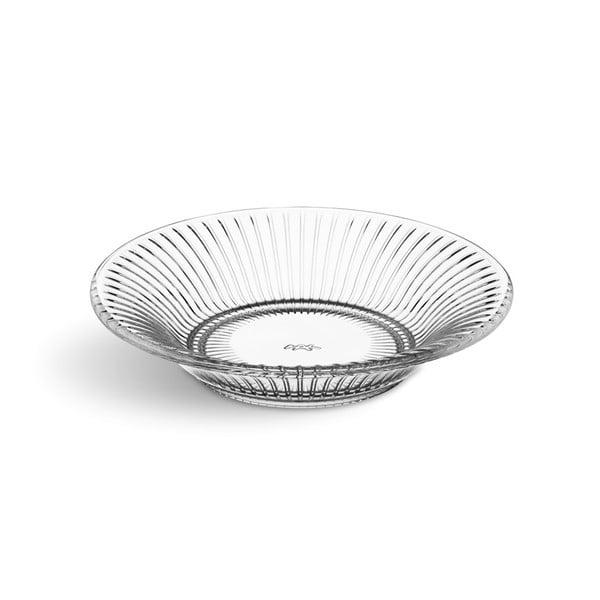 Hammershoi Glassplate átlátszó üvegtányér, ⌀ 17 cm - Kähler Design