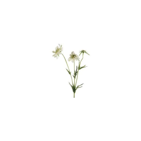 Umělá květina Hlaváč, krémový