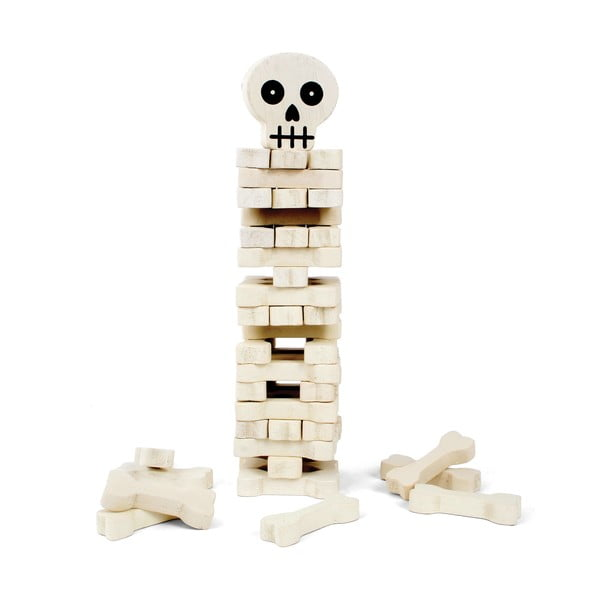 Hra Stack the Bones