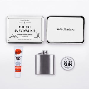 Kit pentru alpiniști Men's Society Ski Survival