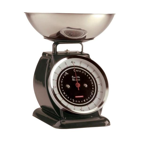 Kuchyňská váha Bella Scales, černá