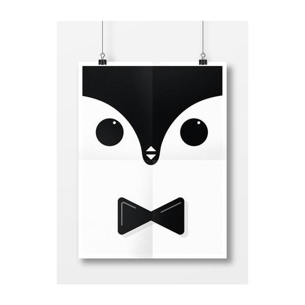 Plakát Tučňák, A3