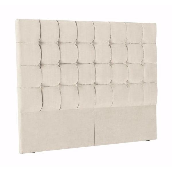 Tăblie pat Kooko Home Hasso, 120 x 160 cm, bej