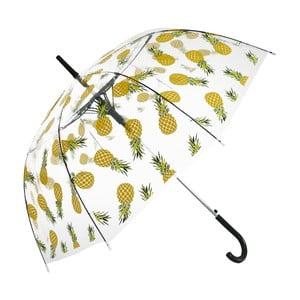 Deštník Blooms of London Yellow Pineapple