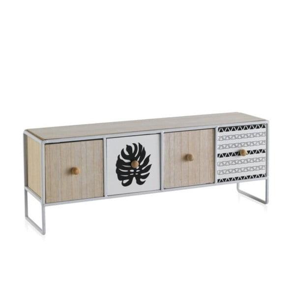 Úložný box se 4 zásuvkami Geese Munich, délka43cm