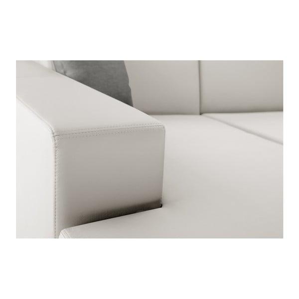 Krémová rozkládací sedačka Interieur De Famille Paris Tresor, levý roh