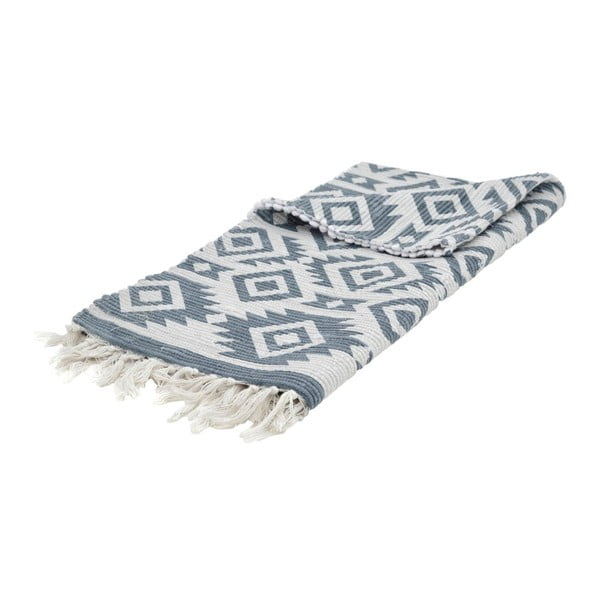 Vzorovaný koberec Fabric, 70x140cm