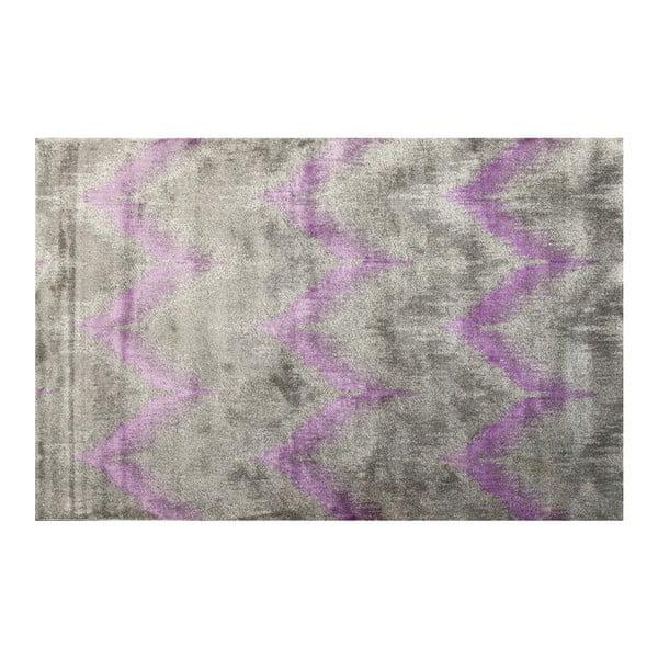 Koberec Purple Zig, 160x235 cm
