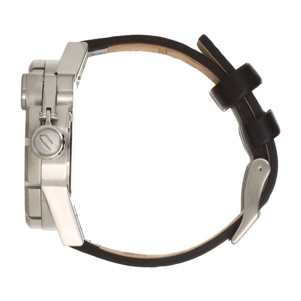 Pánské hodinky Diesel s koženým páskem Pierre