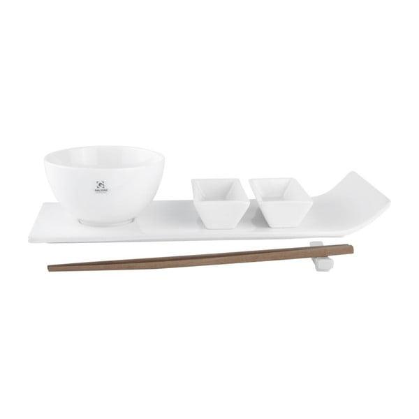 Porcelánový sushi set