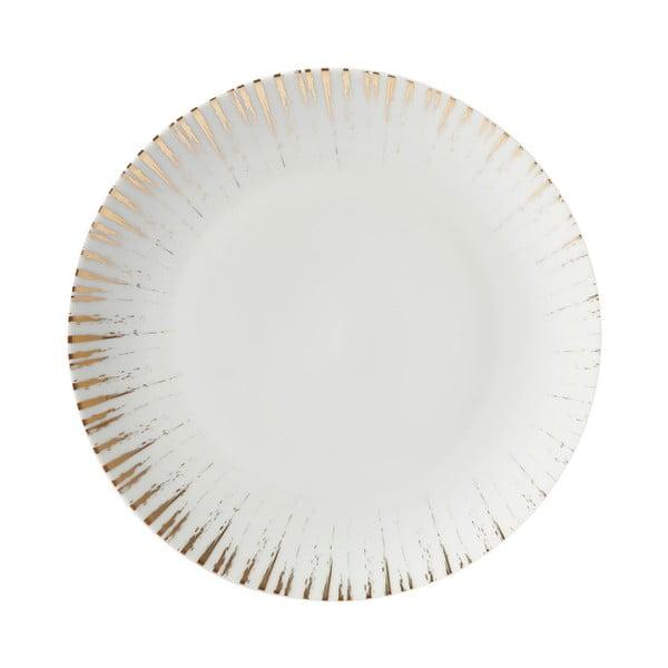Sada 6 dezertních talířů Aurum