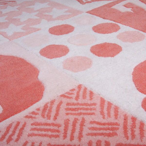 Dětský koberec Nattiot Lady Circus, 130x180cm