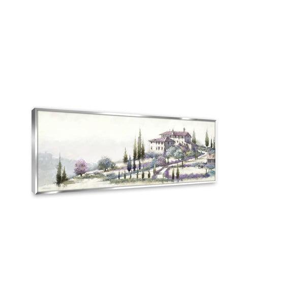 Tablou imprimat pe pânză Styler Tuscany, 152 x 62 cm