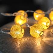 Svítící řetěz Best Season Wire Copper, 10 světýlek