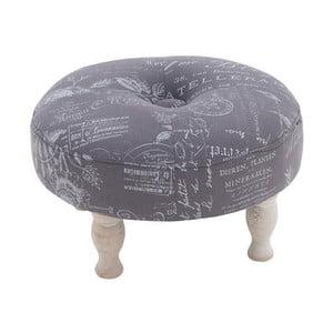 Stolička In Grey Stool