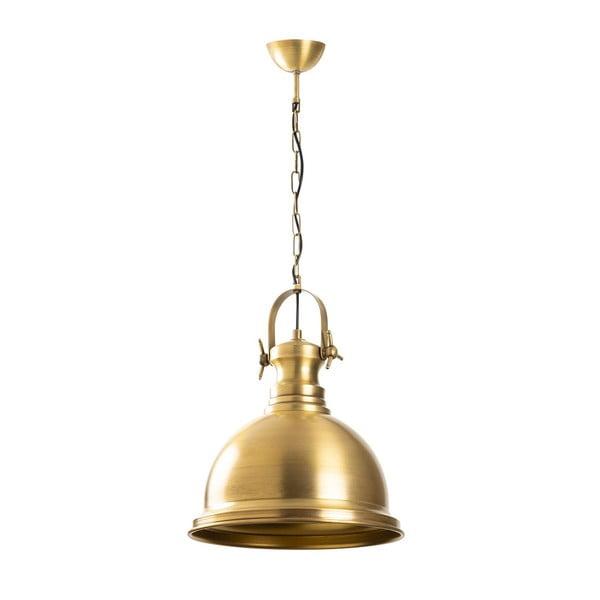Kovové závěsné svítidlo ve žluté barvě Opviqlights Filio