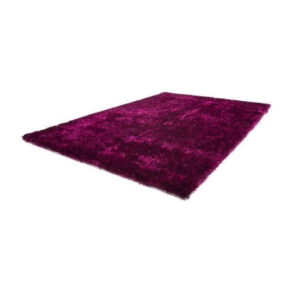 Tmavě vínový koberec Kayoom Celestial 328 Purple/Black, 80 x 150 cm