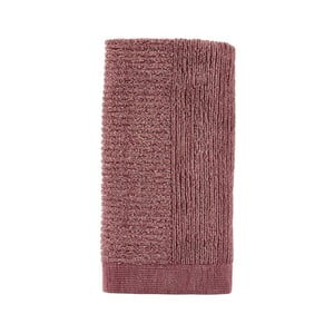 Růžový ručník Zone Classic, 50x100cm