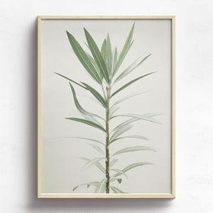 Obraz v dřevěném rámu HF Living Lajes, 30 x 40 cm