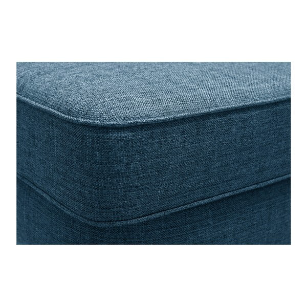 Modrá podnožka Vivonita Fifties
