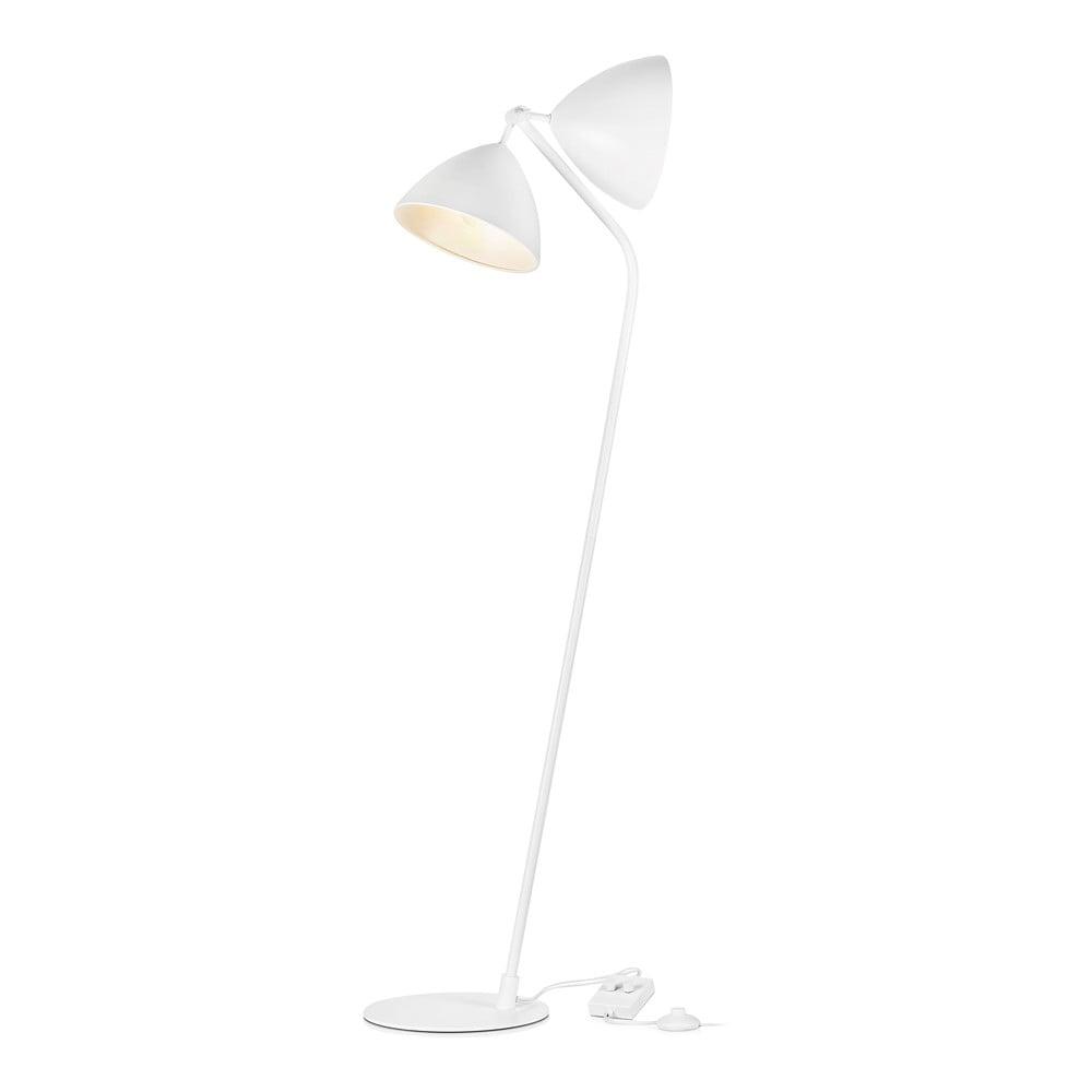 Bílá volně stojící lampa Markslöjd Dagmar Dos Floor White