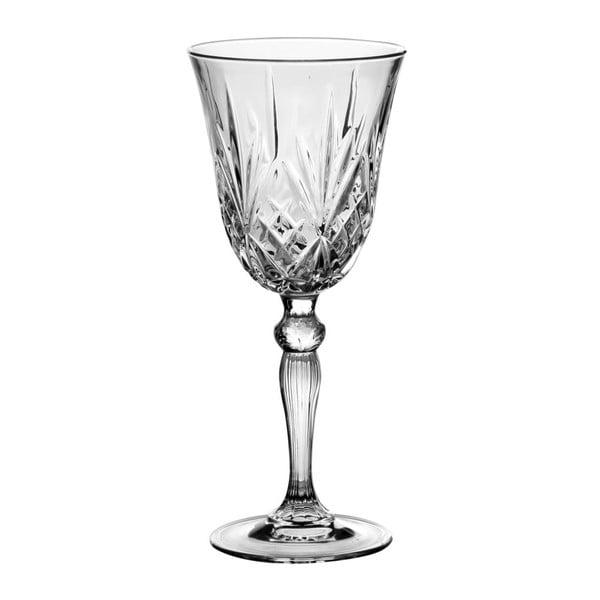 Sada 4 ks sklenic Melodia Water