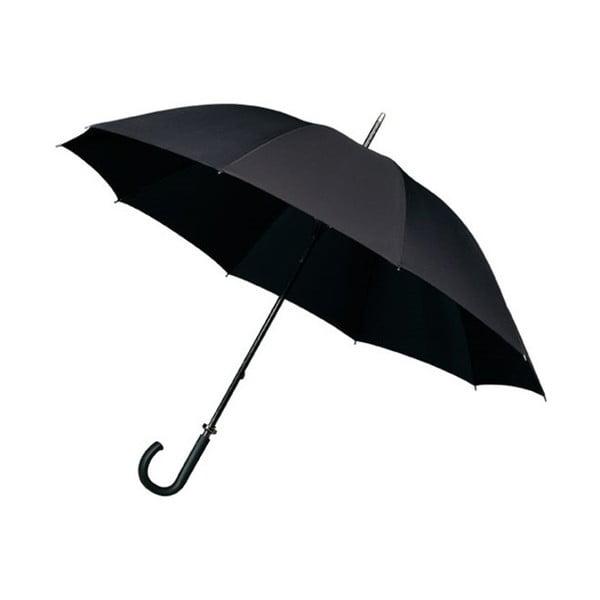 Wind fekete szélálló botesernyő, ⌀ 120 cm - Ambiance