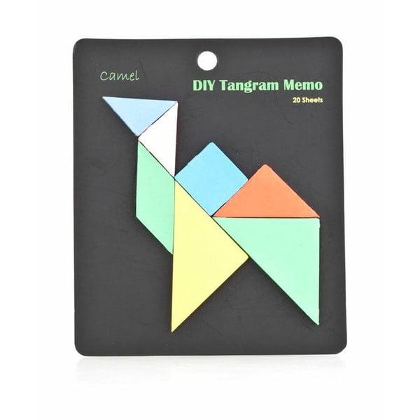 Lepíky Tangram