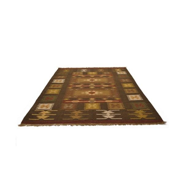 Vlněný koberec Kilim no. 75, 140x200 cm