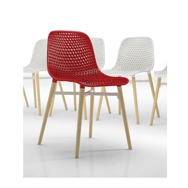 Židle Next, bílá