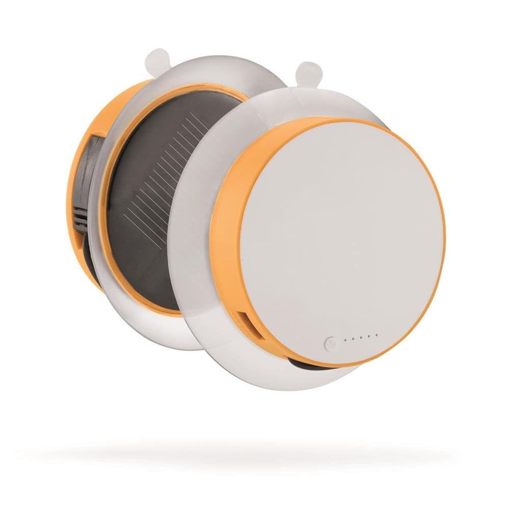 Oranžová solární nabíječka na cesty XD Design Port
