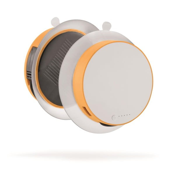Încărcător solar XD Design Port, portocaliu